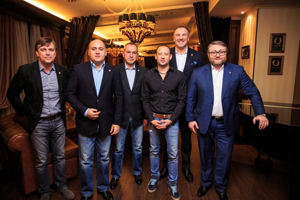Столыпин Клуб - 2015 (коллективное фото, хотя и не в полном составе)