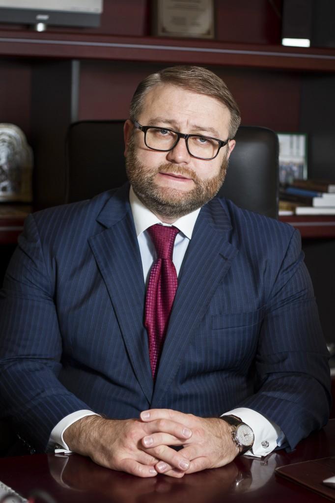 Валентин Загария - Президент Столыпин Клуба (2016 / 2018)