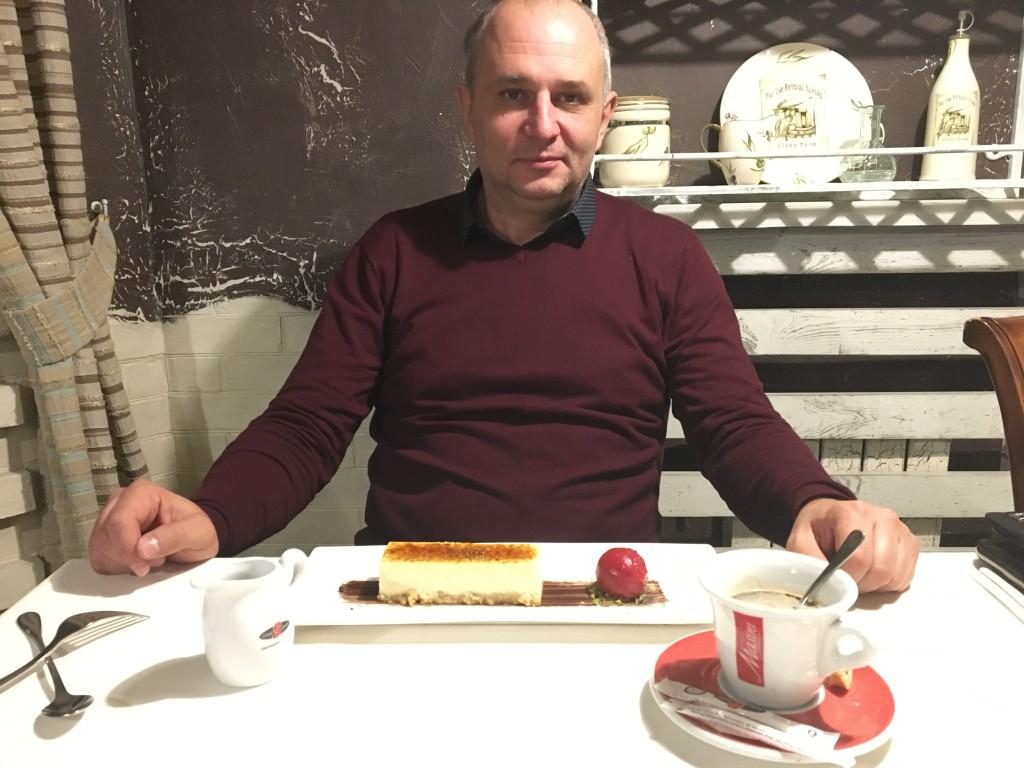 Один из новых Членов Столыпин Клуба Вадим Игнатов на всех клубных мероприятиях пребывает исключительно в хорошем настроении